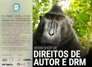 Direitos de Autor e DRM em Águeda #PL118