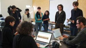Laboratório de Criação Digital apresenta atividades #Criatividade #Experimentação #Multimedia #Tecnologia