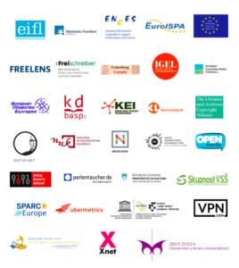 AEL junta-se a 55 organizações no envio de carta a @AxelVossMdEP com argumentos contra art11 #FixCopyright